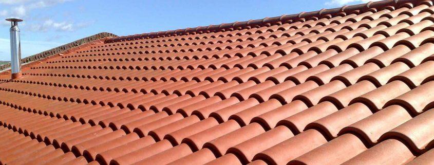 Reparación de goteras en tejados